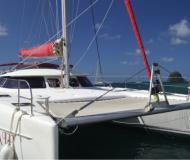 Kat Bahia 46 chartern in Marina Port Louis
