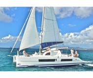 Cat Catana 42 available for charter in Saint Georges