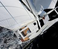 Catamaran Diamante 555 available for charter in Sant Antoni de Portmany