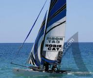 Katamaran Hobie Cat 18 Pearl chartern - Yachtcharter in Malcesine