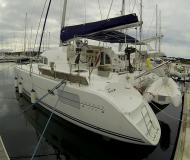 Catamaran Lagoon 380 for hire in Sibenik