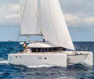 Cat Lagoon 39 available for charter in Sibenik