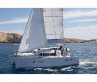 Cat Lagoon 400 for rent in Bodrum Marina Milta