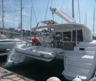 Catamaran Lagoon 400 for rent in Marina Mandalina