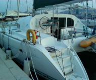 Cat Lagoon 410 S2 available for charter in ACI Marina Jezera