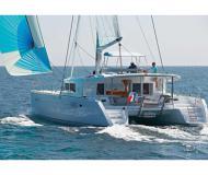 Cat Lagoon 450 for rent in Bleu Marina