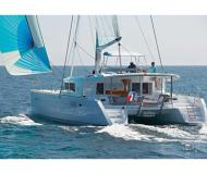 Katamaran Lagoon 450 chartern - Yachtcharter in Baie Sainte Anne