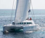 Kat Lagoon 500 in Tamarind Yacht Club chartern