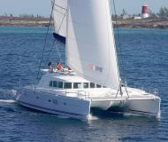 DEMO: Cat Lagoon 500 for rent in Dubrovnik