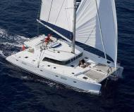 Catamaran Lagoon 500 available for charter in Reggio di Calabria