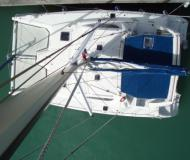 Catamaran Leopard 38 available for charter in Ribishi