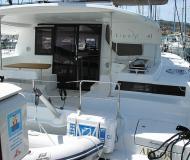 Katamaran Lipari 41 Yachtcharter in Marine Betina