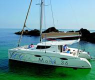 Catamaran Mahe 36 available for charter in Frenchtown Harbour Marina