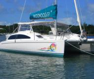 Catamaran Maine Cat 30 for rent in Abaco Beach Resort and Boat Harbour