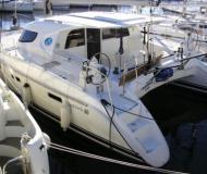 Cat Nautitech 40 for rent in ACI Dubrovnik Marina