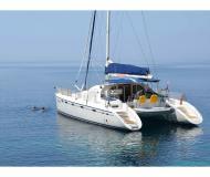 Katamaran Privilege 465 Yachtcharter in ACI Marina Trogir