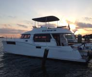 Catamaran Summerland 40 available for charter in Oceanside Marina