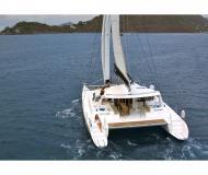 Kat Voyage 520 chartern in Sopers Hole Marina