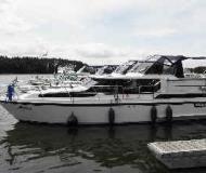 Hausboot Gruno 35 in Marina Wesenberg chartern