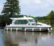 Hausboot NICOLS 1000 in Marina Les Laumes chartern