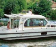 Hausboot NICOLS 1170 in Marina Les Laumes chartern