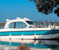 Hausboot NICOLS QUATTRO in Marina Amieira chartern
