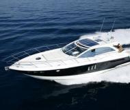 Absolute 41 Motoryacht Charter Neapel