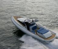 Motor yacht Albatro 45 available for charter in Borgo Marina