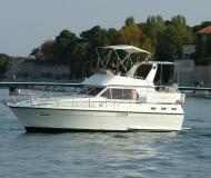 Motor yacht Atlantic 37 for rent in Zadar