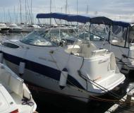 Motoryacht Bayliner 245 Ciera available for charter in Marina Punat