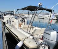 Motoryacht Clubman 22 Yachtcharter in ACI Marina Trogir