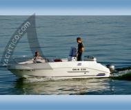 Galia 520 Motorboot Charter Deutschland