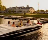 Glastron 235 Motorboot Charter USA