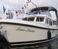 Motoryacht Grand Sturdy 30.9 AC Yachtcharter in De Spaenjerd Marina