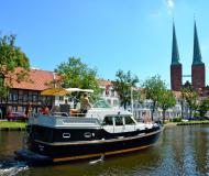 Motoryacht Grand Sturdy 380 AC Yachtcharter in Lübeck