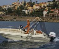 Jaguar 18 Motorboot Charter Italien
