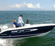 Motorboat Mano Marine 18.50 for rent in Lazise