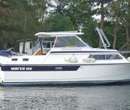 Motoryacht for rent in Boathouse Himmelpfort