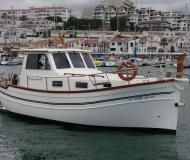 Motoryacht Menorquin 100 Yachtcharter in Port d Aiguadolc