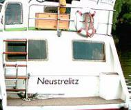 Motoryacht mit 2 Kabinen in Port Neustrelitz chartern