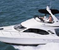 Sea Ray 400 Motoryacht Charter Miami