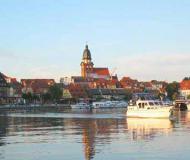 Motorboot Charter Skiron 35 Marina Eldenburg
