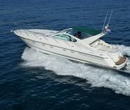 Motor yacht Targa 48 for rent in Primosten