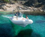 Motorboot Tempest 650 Yachtcharter in Port Saint Cyprien
