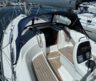 Sailing yacht Bavaria 30 Cruiser for charter in Gashaga Marina