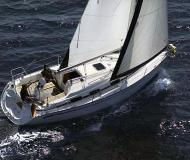 Sail boat Bavaria 30 Cruiser available for charter in Yerseke Harbour