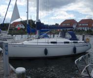 Bavaria 30 Cruiser Segelyacht Charter Greifswald