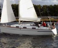 Bavaria 32 Cruiser Segelyacht Charter Flensburg