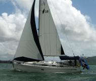 Sailing boat Bavaria 38 for rent in Tourlos