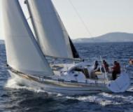 Bavaria 38 Cruiser Segelyacht Charter Putbus